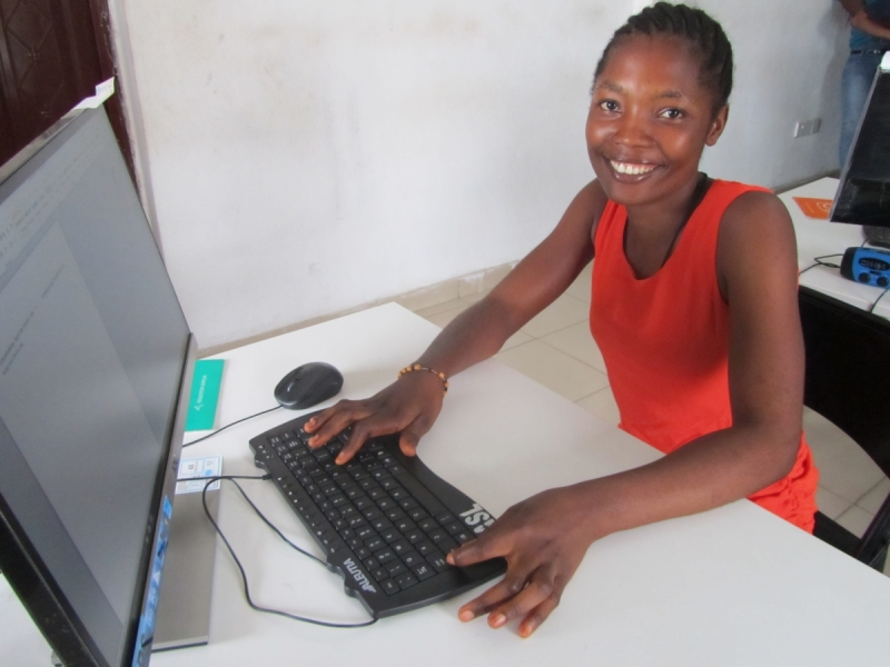 computer training africa